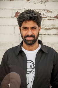 Hussain Currimbhoy  Born in Canada, raised in Australia, and now based in the UK, Hussain is Sheffield Doc/Fest's Main Programmer.